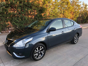 Nissan Versa 1.6 Exclusive Navi At, Excelentes Condiciones..
