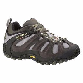 Zapatos Merrell Chameleon Wrap Slam Montaña Senderismo