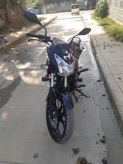 Bajaj Discover 150 St