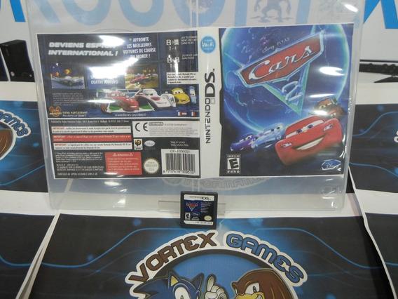Nintendo Ds Carros Cars Original Jogo