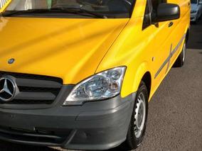 Mercedes Benz Vito Panel Cargo Aut Tdi 2014
