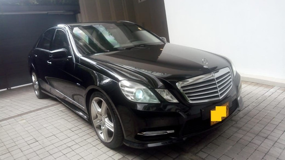 Mercedes Benz E500 Blindado