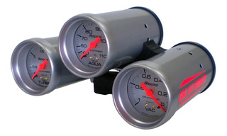 Carcaza Multiposicion Orlan Rober+relojes Amperimetro Agua Aceite