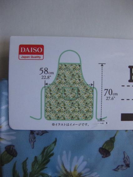 Avental Tecido Impermeável - Made In Japan.