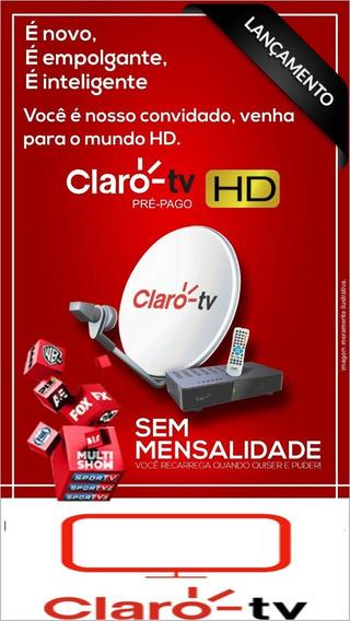 Receptor Claro Tv Pré Pago