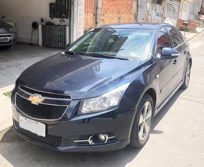 Chevrolet Cruze 1.8 Lt Sport6 16v Flex 4p Automático Azul
