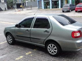 Fiat Siena 1.0 Celebration Flex Bx Km Completo 2007 $16500