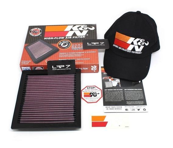 Filtro De Ar Esportivo Inbox K&n Jeep Compass | Jeep Renegade | Fiat Toro | 1.8 2.0 2.4 Flex E 2.0 T Diesel | Kn 33-5034