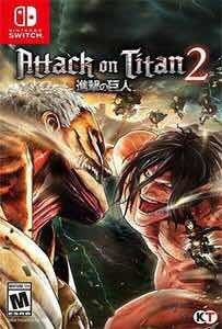 Attack On Titans 2 Switch