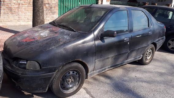 Fiat Siena Dado De Baja