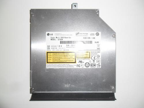 Leitor De Dvd Positivo Premium N5900 P/n: Kcc-rem-lge-dmgt60