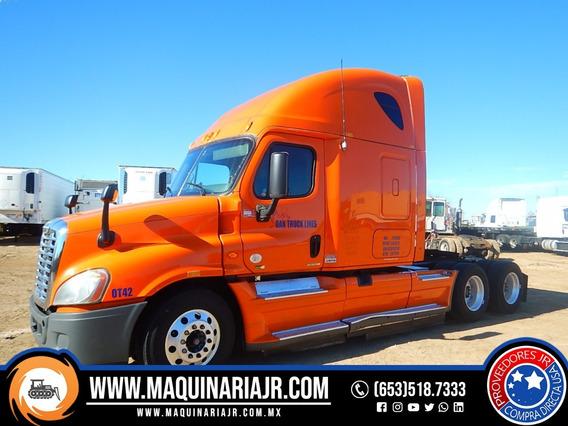 Tracto Camión 2012 Freightliner Cascadia, Tracto Camiones