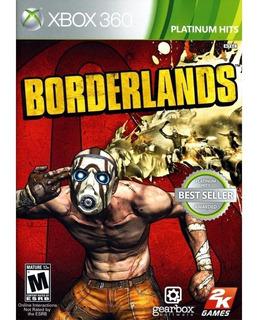 Juego Borderlands Xbox 360 Nuevo Fisico Sellado