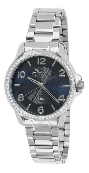 Relógio Condor Feminino Co2035kqj/3a, C/ Garantia E Nf