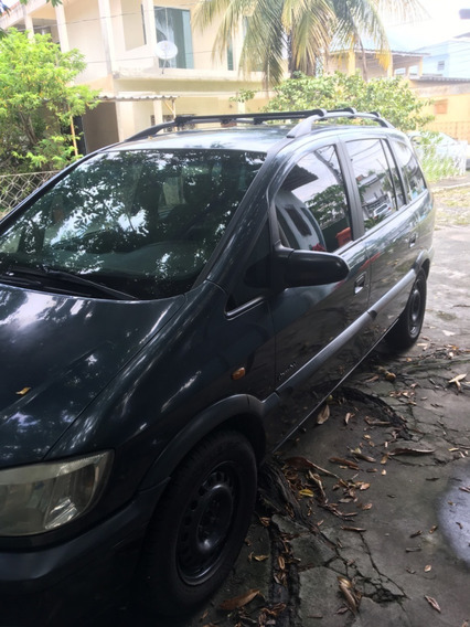 Chevrolet Zafira Comfort 2.0 Gnv