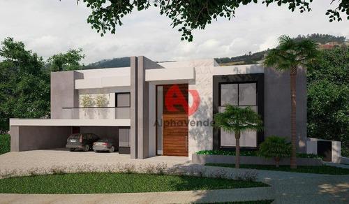 Imagem 1 de 15 de Casa Residencial À Venda, Alphaville, Santana De Parnaíba - Ca5973. - Ca5973