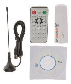 Rtl2832u + R820t Usb 2.0 Antena Digital Dvb-t Sdr + Dab +