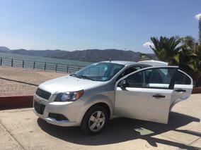 Chevrolet Aveo 1.6 Ls Aa Radio Nuevo Mt Como Nuevo!