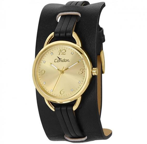 Kit Relógio Condor Feminino Coal2035ei/kp