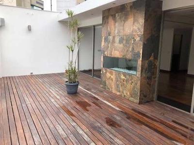 Penthouse En Venta En Taine Polanco