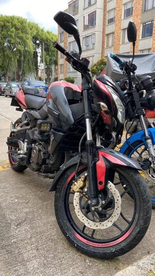 Moto Pulsar Ns 200 Pro Excelente Estado