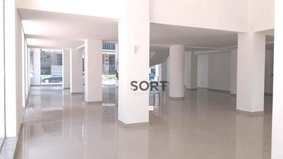 Sala Comercial 900 M² Acabamento Alto Padrão, Mezanino, 40 Vagas De Garagem, Balneário Camboriú - Sa0012