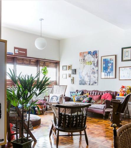 Imagem 1 de 9 de Apartamento Higienópolis - Pc102355
