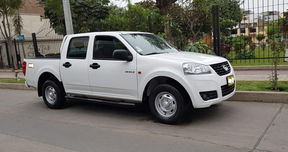 Vendo Camioneta Great Wall 2014 Motor Sellado Dual 8mese Ful