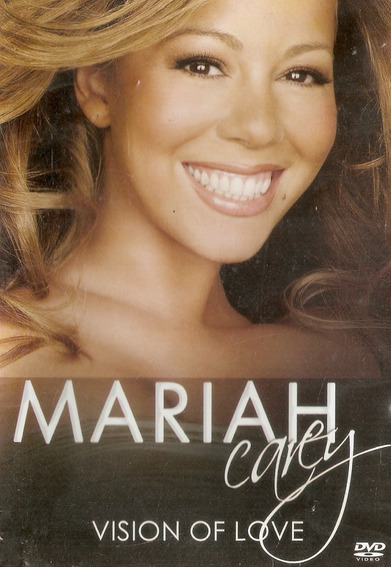 Dvd Mariah Carey - Vision Of Love - Novo Deslacrado***
