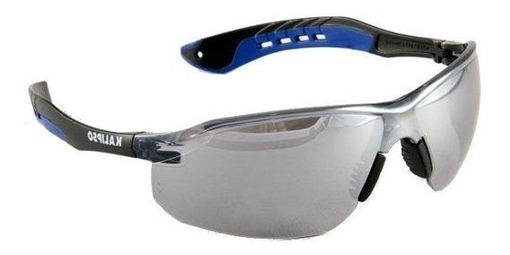 Óculos De Proteção Jamaica Kalipso Cinza Espelhado