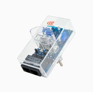 Protetor Elétrico Clamper Energia + Ethernet Rj45 010746