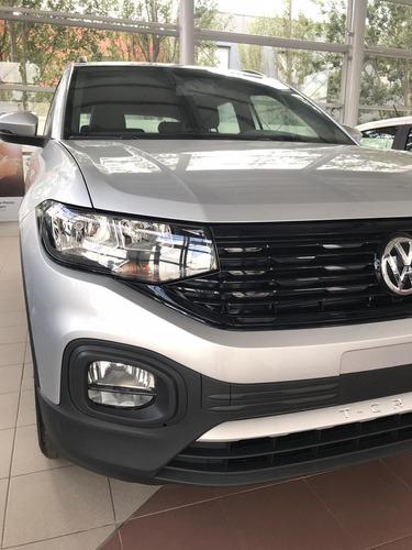 Volkswagen T-cross 0km Trendline Anticipo + Cuotas Fijas  G-