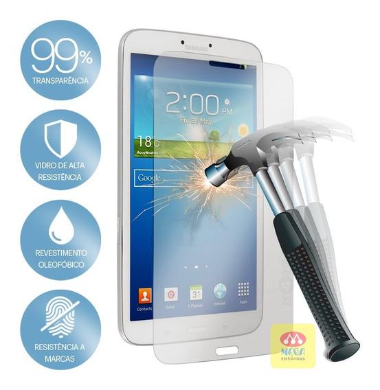 Película Vidro Temperado Samsung Galaxy Tab 3 T110 T111