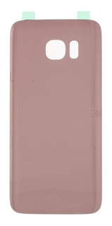 Tampa Traseira Galaxy S7 Edge G935 G935f 935fd - Rosa