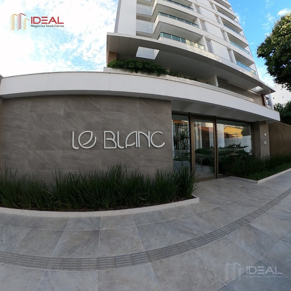 Apartamento Edifício Le Blanc No Parque Tamandaré Em Campos - 10000