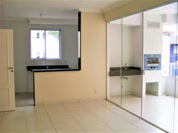 Apartamento 3 Quartos À Venda, 3 Quartos, 2 Vagas, Castelo - Belo Horizonte/mg - 6791