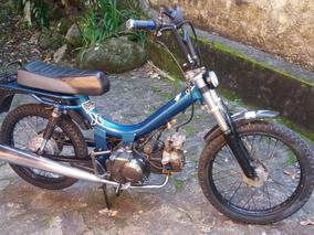 Mobilete Com Motor De Biz 100cc