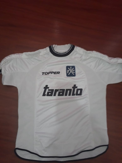 Camiseta Independiente Blanca 2002