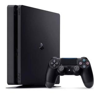 Sony PlayStation 4 Slim 1TB Hits Bundle: God of War/Gran Turismo Sport/Uncharted 4: A Thief