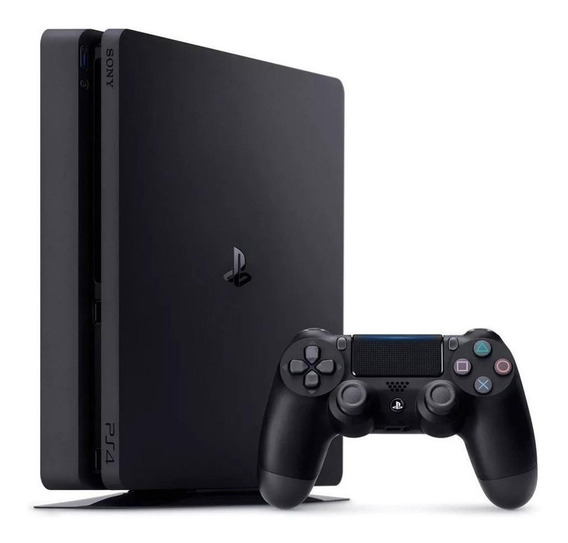 Sony PlayStation 4 Slim 1TB Hits Bundle: God of War/Gran Turismo Sport/Uncharted 4: A Thief
