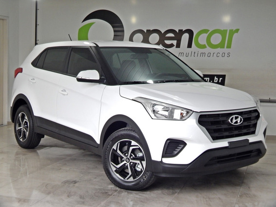 Hyundai Creta Attitude 1.6 Flex 0km Pronta Entrega