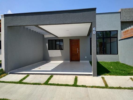 Casa Com 3 Dormitórios À Venda, 105 M² Por R$ 410.000 - Jardins Do Império - Indaiatuba/sp - Ca7267