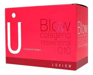 Pack X 2 Blow Colágeno Bebible Resveratrol Coenzima Q10 X30