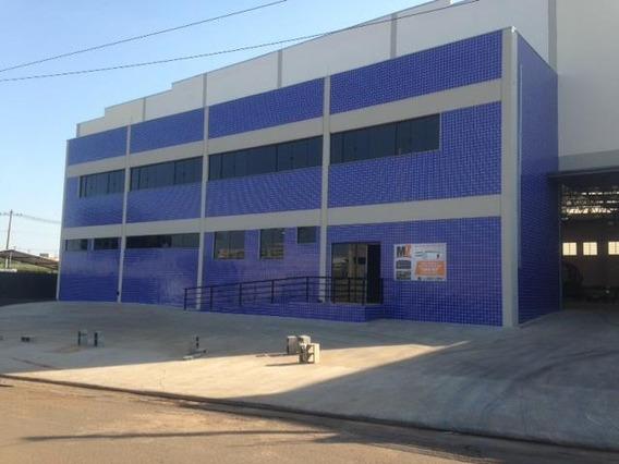 Galpão Industrial Para Venda E Locação, Distrito Industrial I, Santa Bárbara D