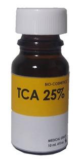 Peeling Acido Tricloroacetico Tca 15% O 25% 10 Ml