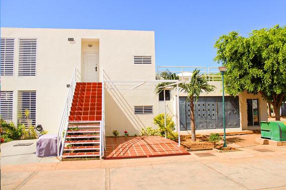 Apartamento Ampliado En La Av. Goajira Mls 20-16035ln
