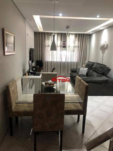 Imagem 1 de 23 de Sobrado Com 3 Dormitórios À Venda, 100 M² Por R$ 540.000,00 - Jardim Fernandes - São Paulo/sp - So2382