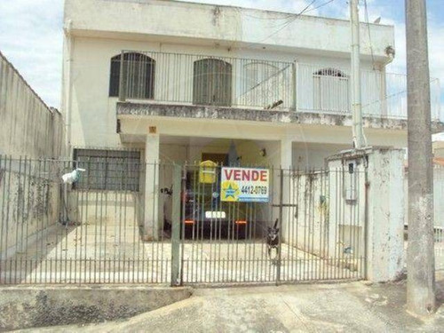 Casa Residencial À Venda, Jardim Alvinópolis, Atibaia - Ca0844. - Ca0844