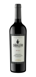 Vino Caballero De La Cepa Malbec Finca Flichman 750 Ml