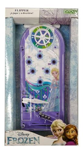 Imagen 1 de 2 de Frozen Flipper Chico Disney